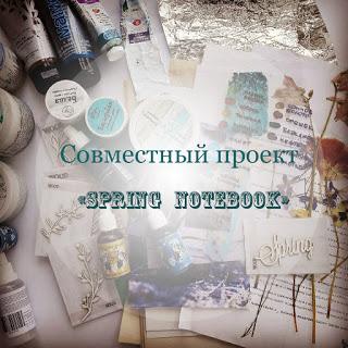 """СП """"Spring notebook"""""""