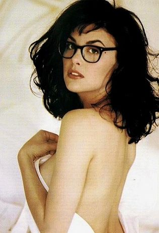 Sexy women with glasses