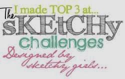 TOP 3 Sketchy