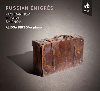 Russian Emigres - Alissa Firsova - Vivat