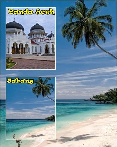 Paket Tour Banda Aceh - Sabang