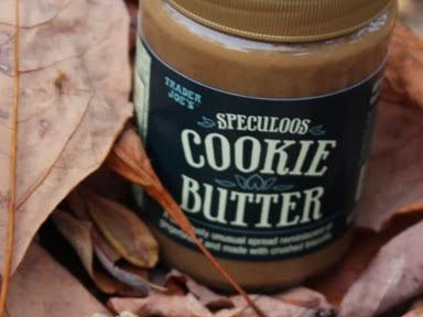 No Bake Cookie Butter Cookies