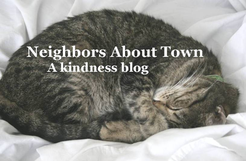 """Neighborberry,"" a syndicated column by Kris Kolk."