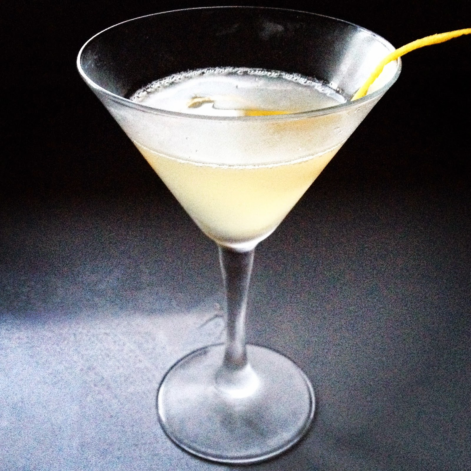 Cocktail Recipe For The Bees Knees