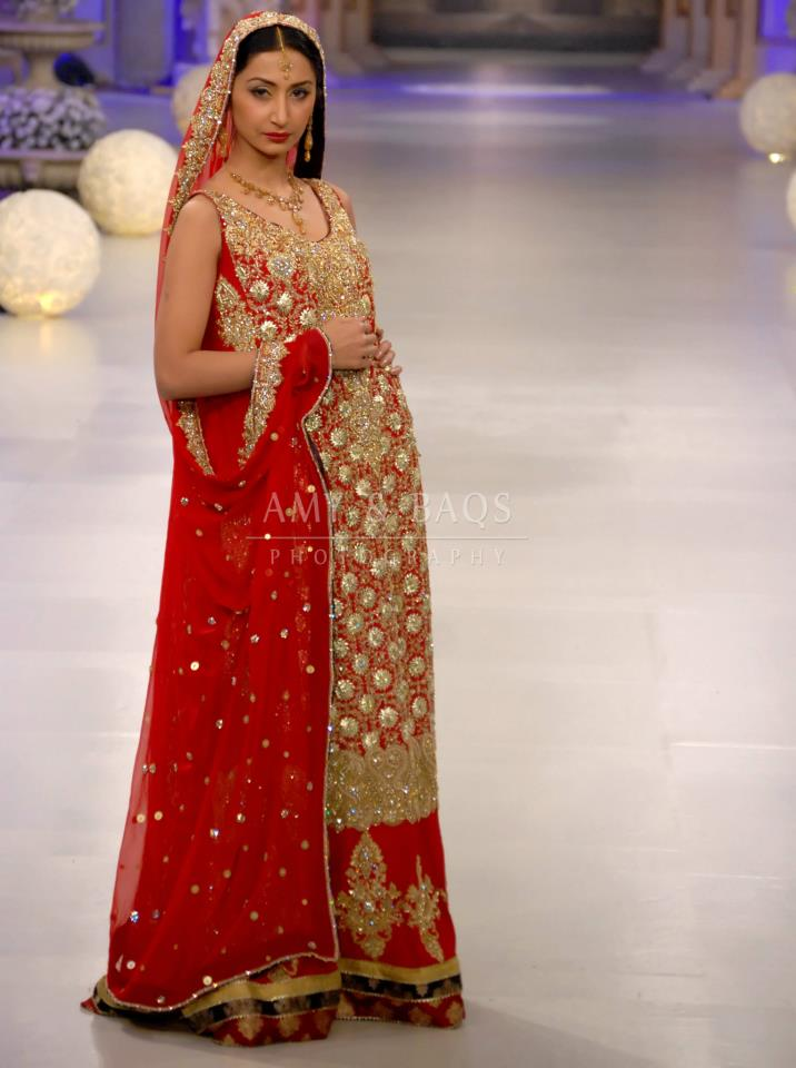 Bridal Wear 2013 Top Designers at Pantene Bridal Couture Week - Fashion Photos
