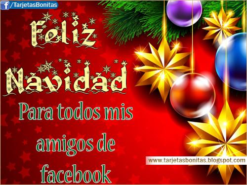 Imagenes de Feliz Navidad para Facebook