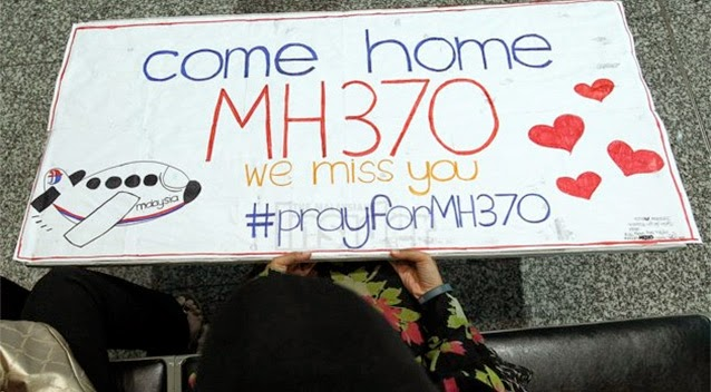 tragedi MH370, MH370 dalam kenangan