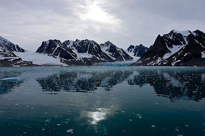 Magdalenefjord, Spitsbergen, Norway