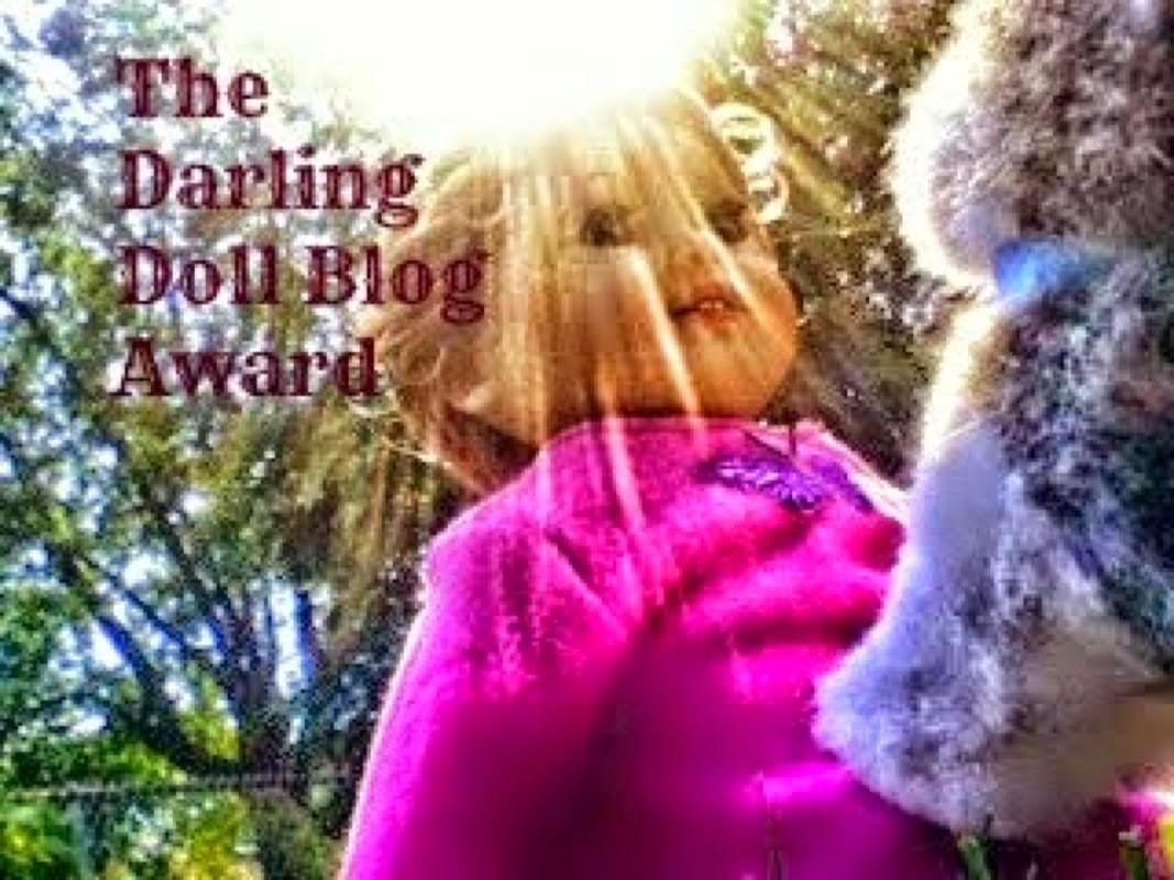 The Darling Doll Blog Award