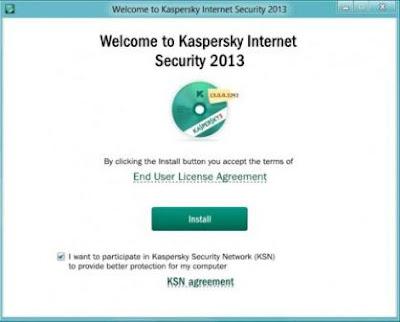 Kaspersky Internet Security 2013 13.0.0.3011
