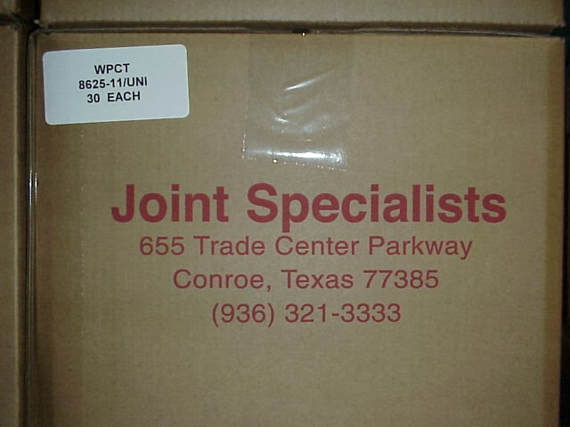 Joint Specialists