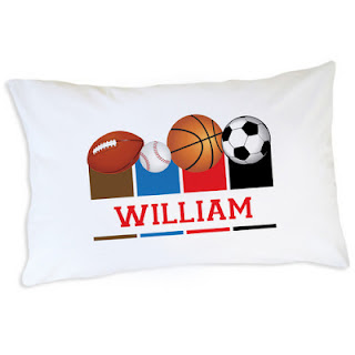 Dream On MVP Pillowcase