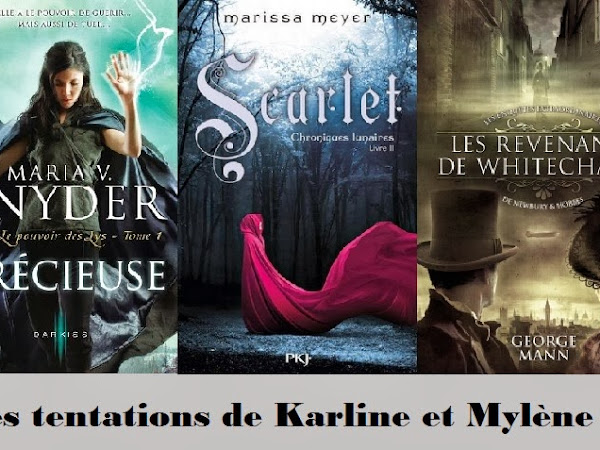 [RDV] Les tentations de Karline & Mylène #5