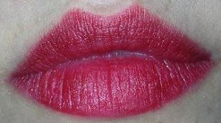 tarte lipsurgence fiery