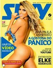 Download Revista Sexy Carol Muniz