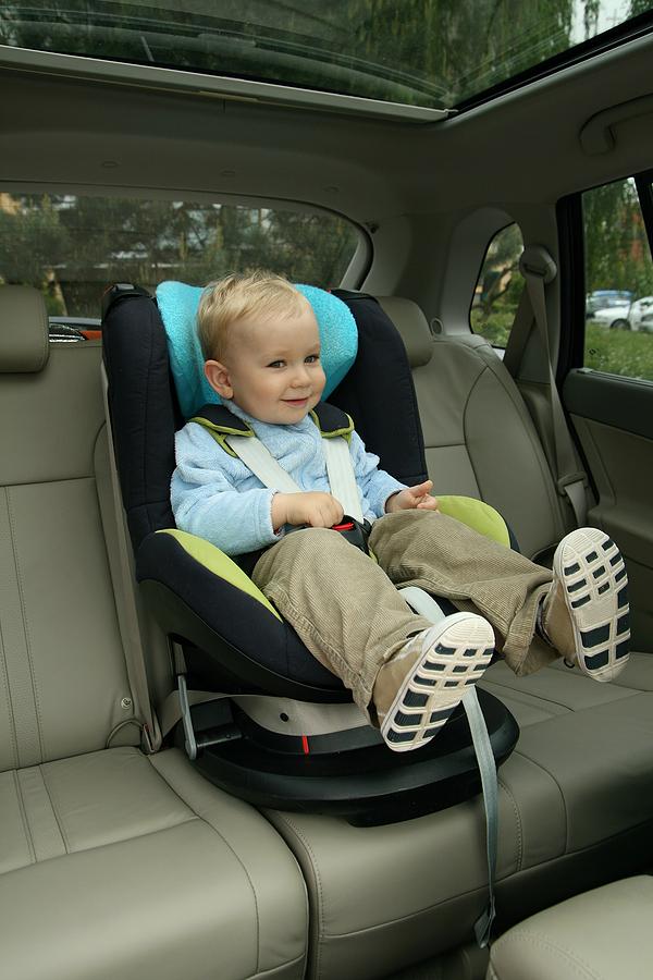 I ♥ Motherhood: Choose a Safe Car Seat for your Child