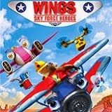 Wings: Sky Force Heroes DVD Review