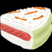 かぶら寿司のイラスト