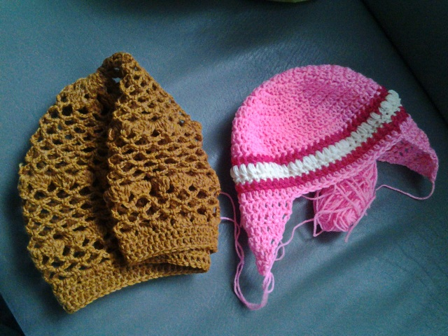 crochet hats by julienne - nephithyrion
