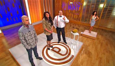 Henrique Foagraça, Paolha Cassarolha, Erick Jacão e Ana Paula Padrão Fifa no Pânico´s Chef - Divulgação/Band