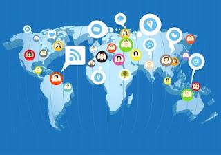 social media trend for last year