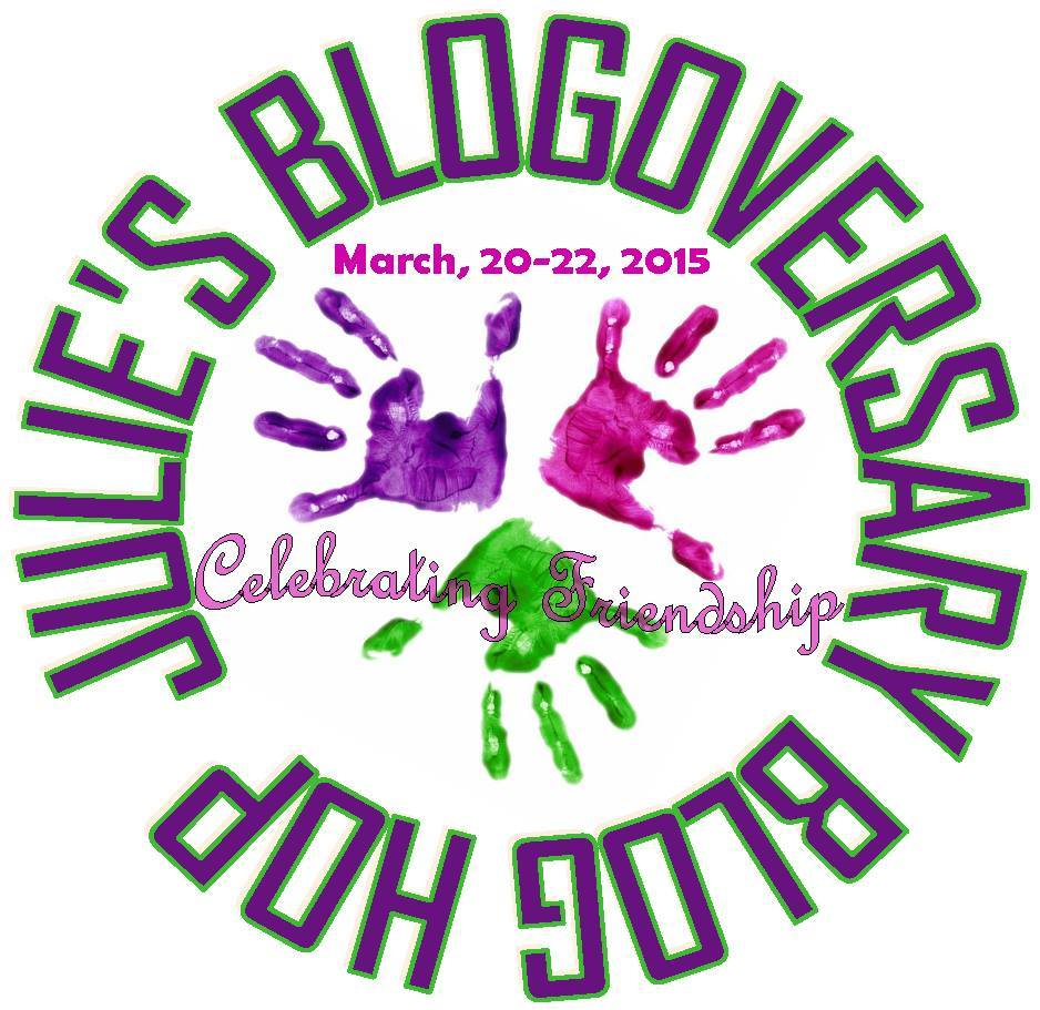 Julie's Third Blogoversary