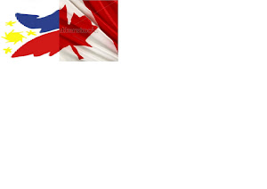 Philippine-Canadian flag