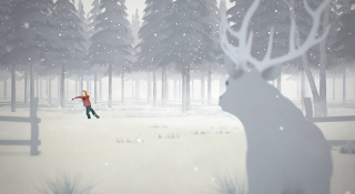 charming animated short film, happy holiday