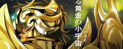 Anunciado novo anime dos Cavaleiros do Zodíaco para 2015