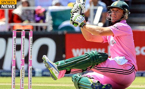 AB De Villiers Records : Fastest Fifty, Fastest Century, Highest sixes against West indies