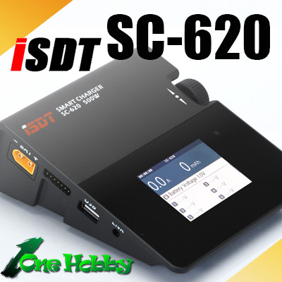 iSDT SC-620多功能充電器