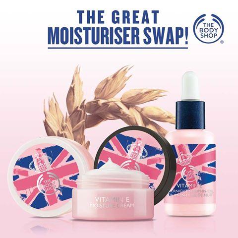 The Great Moisturizer Swap