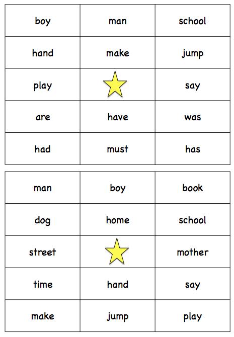Dbf Aa E F additionally List Sight Word Bingo Card also C F F B Ce D Fd in addition Xlg additionally Af C E E Eaa B E Ad. on kindergarten sight word bingo template