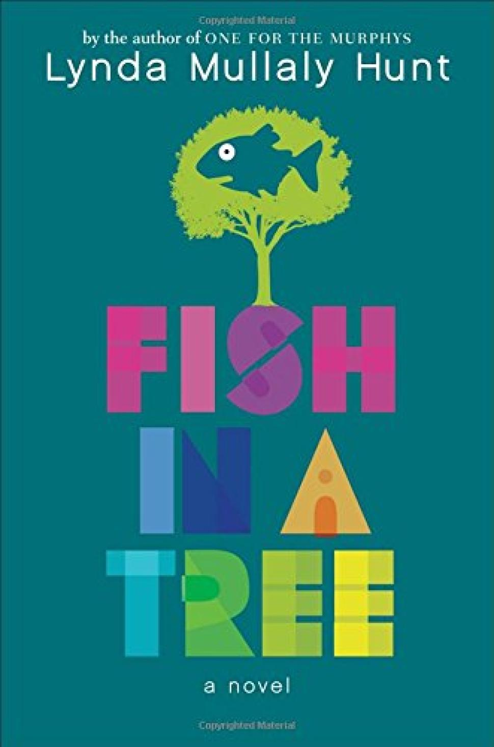 librisnotes fish in a tree by lynda mullaly hunt