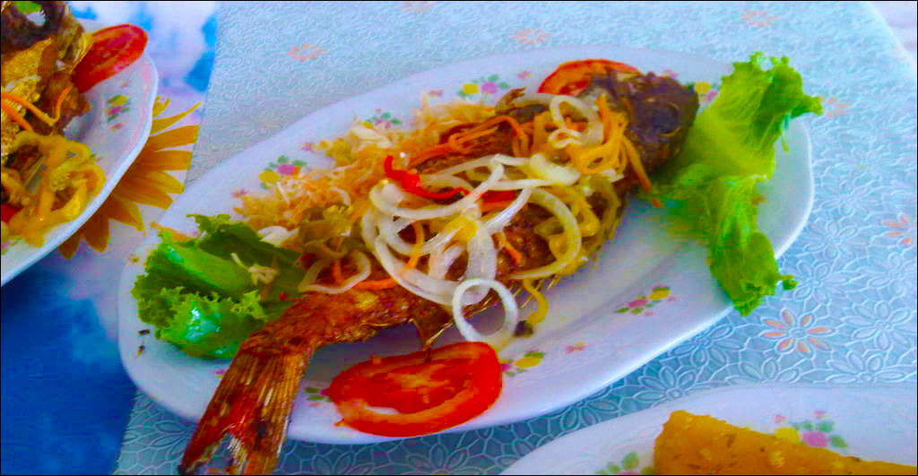 authentic jamaican recipes escovitch fish