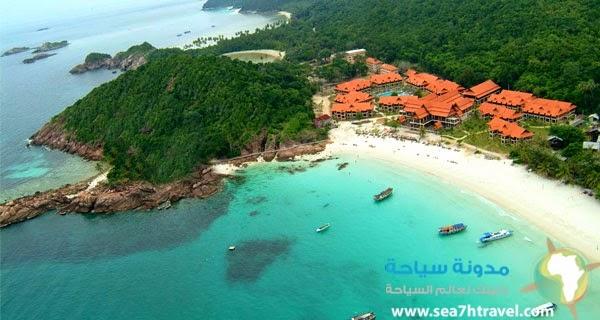 جزيرة رايدنج الماليزية