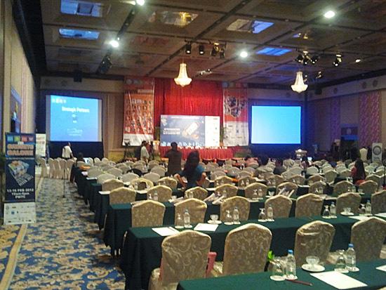 Dewan event Malaysia Social Media 2012