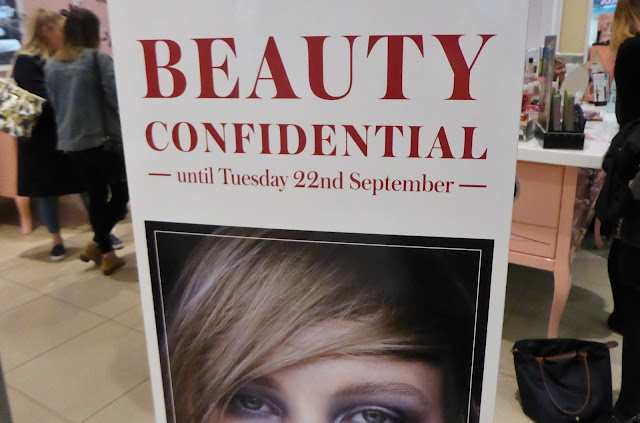 House of Fraser Beauty Confidential