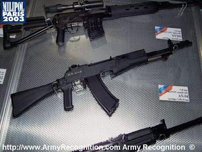 Armas de guerra