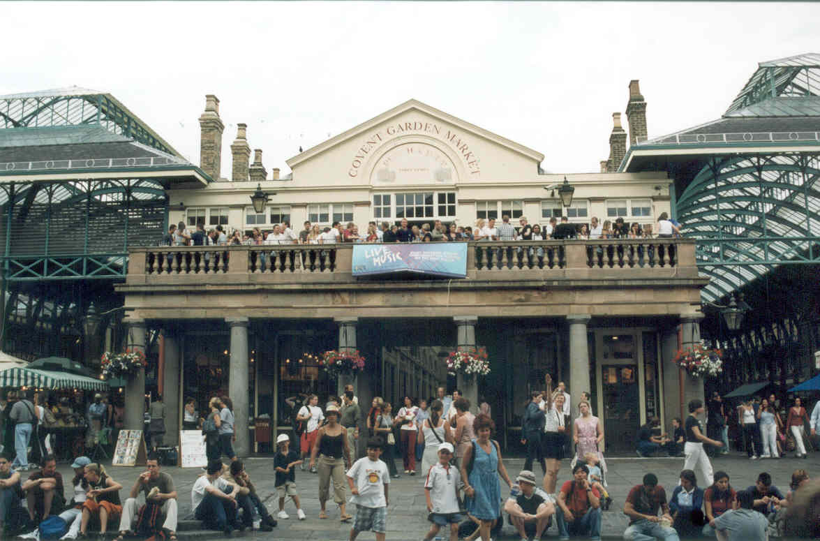 Restaurants covent garden