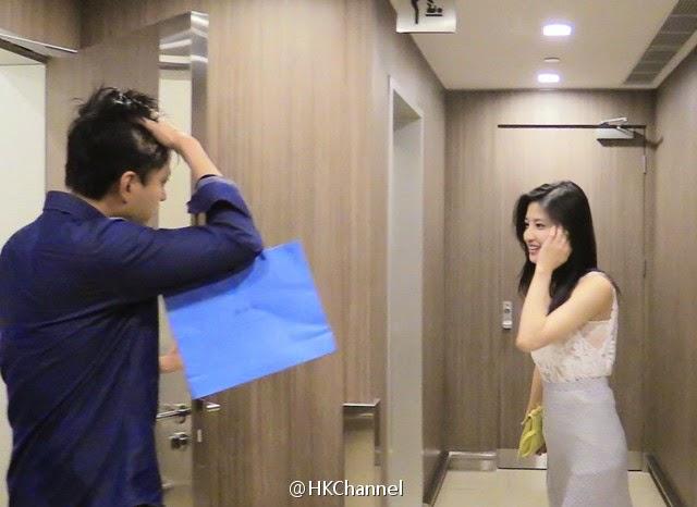 VIDEO Pelakon Terkenal HK Buat Projek Di Tandas OKU Diserbu Paparazzi