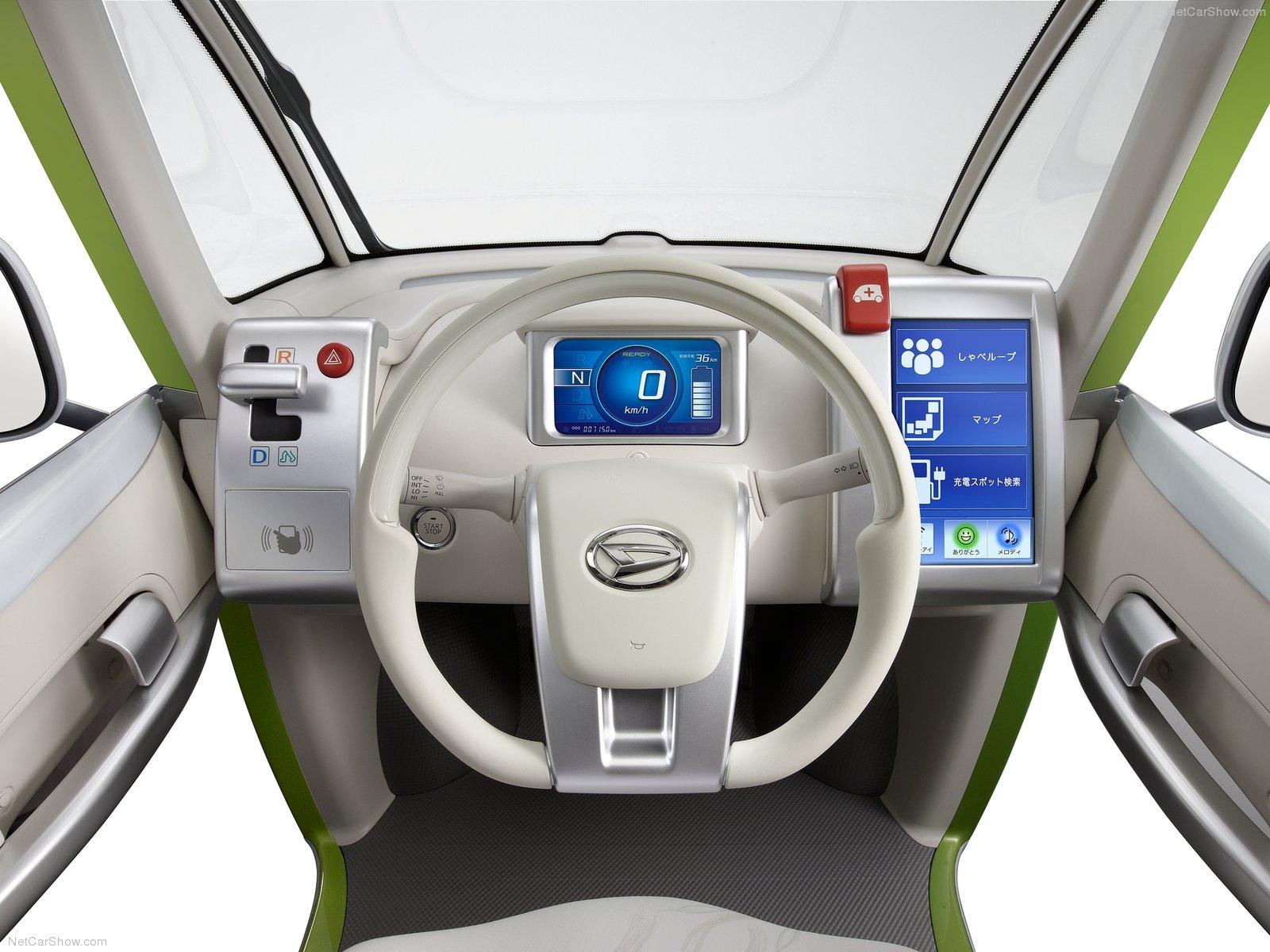 Hình ảnh xe ô tô Daihatsu PICO Concept 2011 & nội ngoại thất