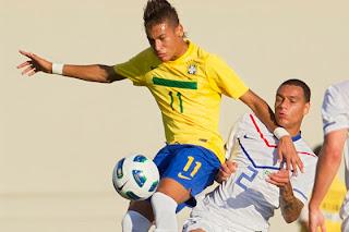 Resultado Amistoso Brasil Vs Holanda
