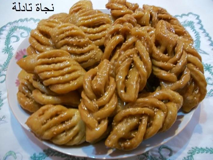 حلويات وشهيوات رمضان 2014 : طريقة عمل القريوش بالصور