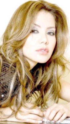 Rostro encantador de Karla Casós
