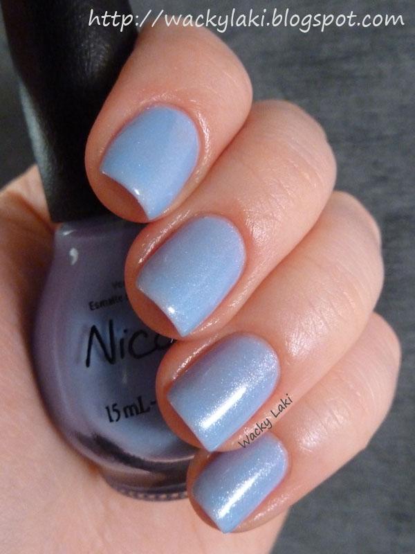 Wacky Laki: Nicole by OPI: Wel-Kim to My World - Kardashian Kolors ...