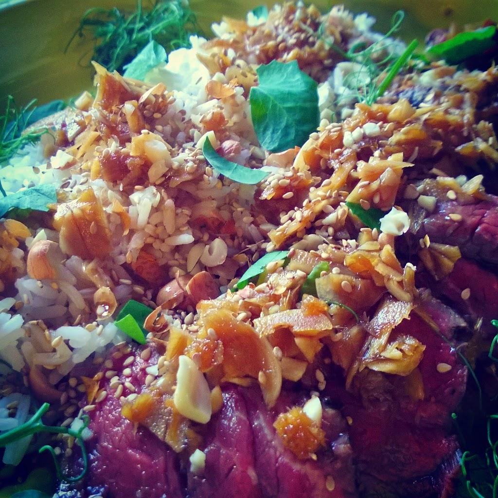 Beef Bulgogi - Korean klassikko, jösses!