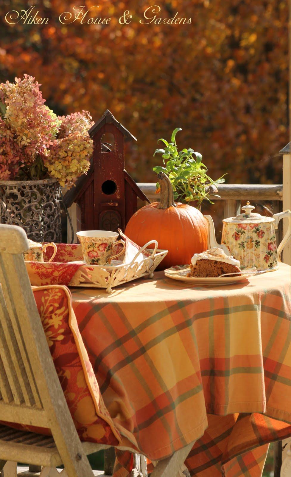 Aiken house gardens teatime a year in review for Aiken house