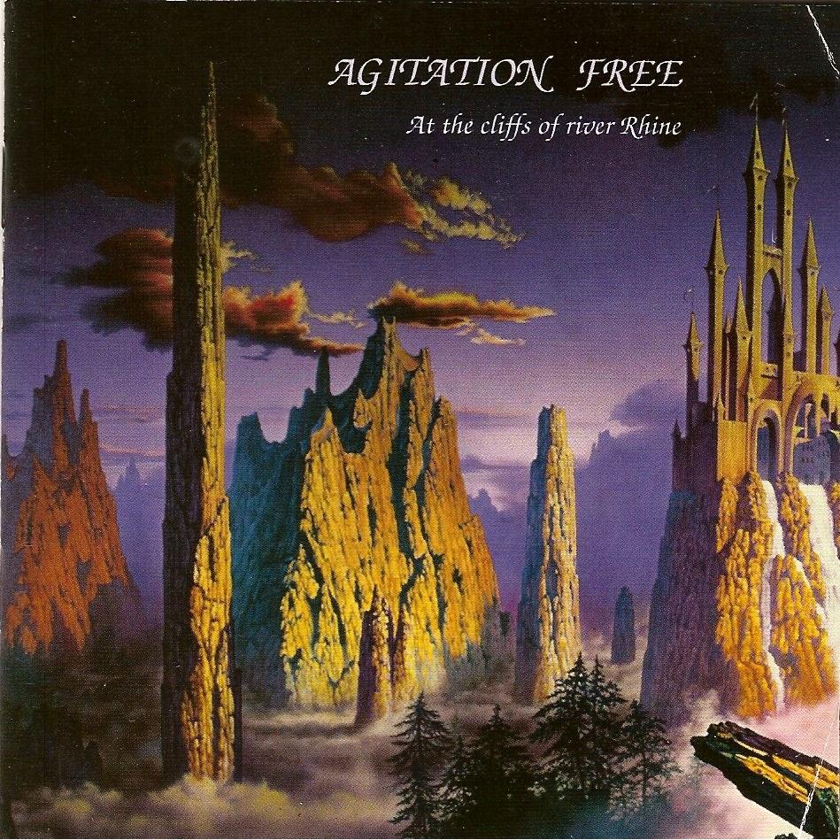 """""""Agitation Free"""" (ou Agitation) foi uma banda alemã de rock progressivo e krautrock formada em 1967 por """"Michael Fame Günther"""" (baixo), """"Lutz Lüül Ulbrich"""" (guitarra), """"Lutz Ludwig Kramer"""" (guitarra) e """"Christoph Franke"""" (bateria). Eram inicialmente chamados """"Agitation"""", um nome escolhido ao acaso no dicionário.  Sua originalidade foi devido à mistura de músicas eletrônicas repetitivas com um monte de elementos étnicos do norte da África, Índia, etc... Lembra muito bandas como """"Ash Ra Tempel"""" e """"Guru Guru"""", exceto pela influência cultural. Após perder o guitarrista """"Axel Genrich"""" para a banda """"Guru Guru"""" em 1970 e o baterista """"Christopher Franke"""" para o """"Tangerine Dream"""" no ano seguinte, a banda recrutou """"Jörg Joshi Schwenke"""" (guitarra), """"Burghard Rausch"""" (bateria) e """"Michael Hoenig"""" (teclado). Lançaram seu álbum de estréia """"Malesch"""" em 1972 pela gravadora """"Music Factory"""", uma excursão ética e uma clara paixão pela vanguarda européia com longos solos de guitarra e atmosferas hipnotizantes, o álbum foi inspirado por sua turnê pelo Egito, Grécia e Chipre.  Um segundo álbum, """"Second"""", foi lançado em 1973, mais flexionado pro euro-folk, com um uso mais forte de violões e bouzouki. Tanto """"Malesch"""" de 1972 e """"Second"""" de 1973 são excelentes excursões espaciais com gravações absolutamente brilhantes. A banda acabou em 1974, em 1998 reuniram-se, e lançaram """"River of Return"""" em 1999. Vários álbuns foram lançados após a separação do grupo, incluindo """"Last"""" de 1976 relançado em CD em 1992, """"Fragments"""" de 1995 e """"At The Cliffs do rio Reno"""" de 1998. No ano seguinte, """"River Of Return"""" apareceu, uma reunião do quarteto original, bem como novos membros """"Johannes Pappert"""" e """"Bernard Potschka"""". Sua apropriadamente intitulado """"Last"""" é considerado por muitos como um dos melhores álbuns espaciais ao vivo de todos os tempos. Muita guitarra e música eletrônica encharcados de ácido para realmente levá-lo """"longe"""", recomendo."""