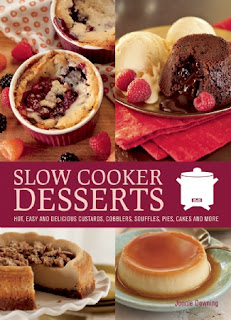 Slow Cooker Desserts - Canadian Moms Cook